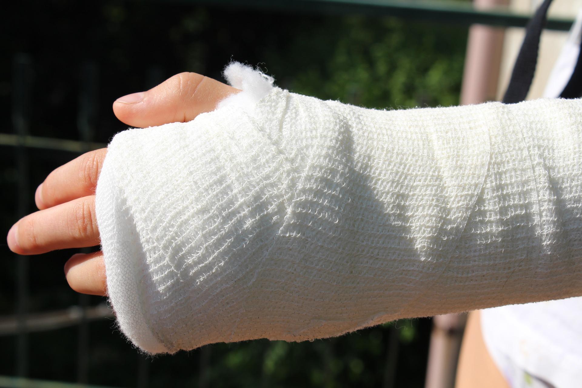 chirurgie orthopedie platre