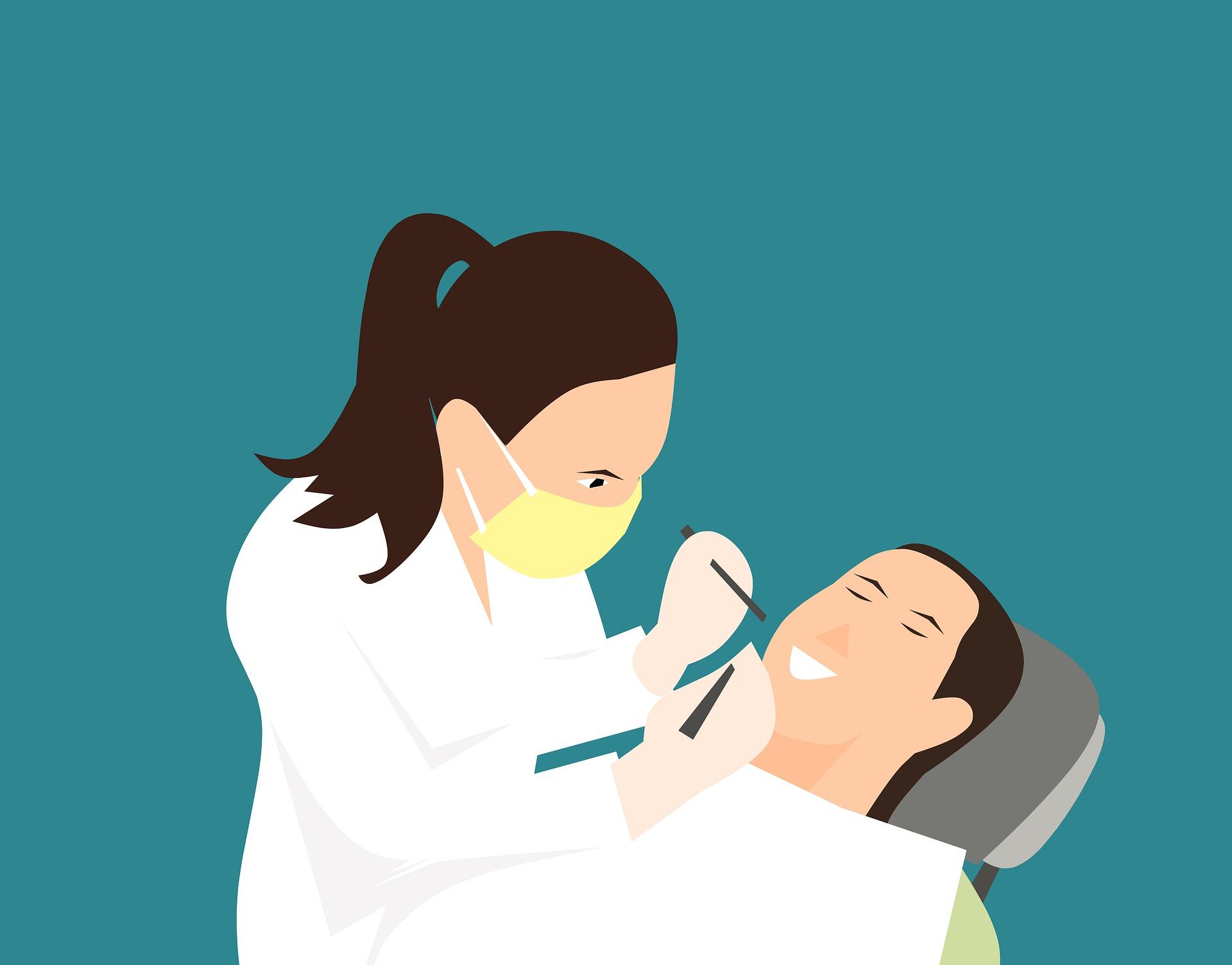 dentiste RAC reste a charge